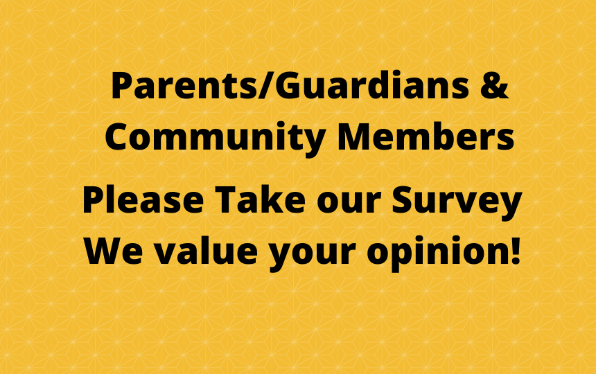 Parent/Community Survey